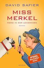 Miss Merkel von David Safier (2021, Taschenbuch)