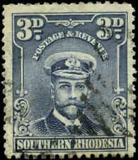 Southern Rhodesia Scott #5 Used
