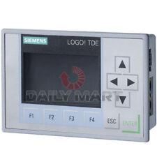 New in Box Siemens 6ED1055-4MH00-0BA1 LOGO!8 TD TextDisplay 6 Lines HMI Screen