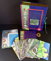 Lord of the Rings Oracle Complete Gift Set w/ Book Map Cards & Ring Classic LotR