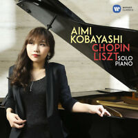 Aimi Kobayashi : Aimi Kobayashi: Chopin/Liszt - Solo Piano CD (2018) ***NEW***