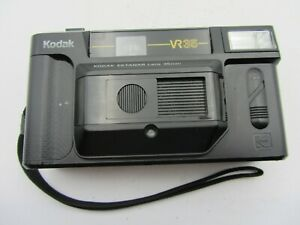 Kodak VR35 K40 35mm Point And Shoot Camera - Tested Works