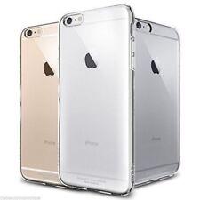 Étuis, housses et coques transparents universels en silicone, caoutchouc, gel pour téléphone mobile et assistant personnel (PDA)