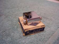 NOS Vtg Edwards Signaling Co Lungen Signal Alarm Buzzer No. 15 Size 0