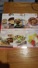 6 Waitrose recipe cards - all June 2015