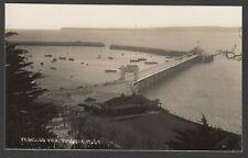 Postcard Torquay Devon early view of Princess Pier RP by Chapman 17268
