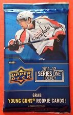 2011-12 Upper Deck Hockey Series 1 HOBBY Pack Young Guns Auto Rookie Patch Jsy?