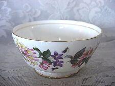 Collectible Paragon Country Lane Fine Bone China Sugar Bowl - Made in England