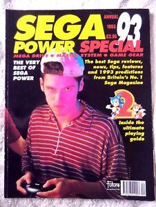 77101 Sega Power Special Annual 1993 Magazine 1993