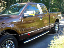 """2009-2014 Ford F-150 Super/Ext Cab 5.5'Short Bed N/F Flat Body Side Molding 1.5"""""""