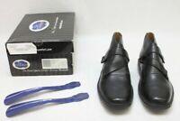 Dr. Comfort Joseph Black Therapeutic Men's Shoes Sz 8.5 M (102)