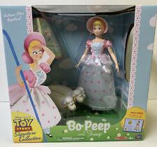 Disney Pixar Toy Story Signature Collection BO PEEP SHEEP BUZZ WOODY JESSIE NEW