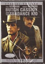 Butch Cassidy and the Sundance Kid Dvd Movie Special Edition Brand New