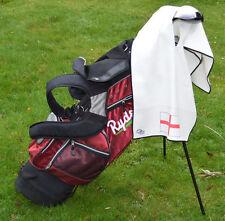 Limited Edition English Flag Club Glove Caddy Towel