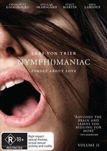 Nymphomaniac - Vol 2 DVD