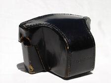 TOPCON Leather camera CASE  for TOPCON  UNI  / Auto 100 camera #00934