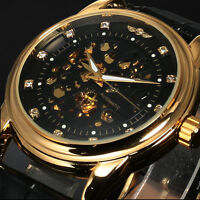Montre Mécanique Automatique de Luxe Winner TOP QUALITE Fashion  homme Men Watch