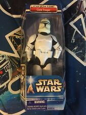 Star Wars Attack of the Clones Clone Trooper 12 Inch Action Figure Hasbro Toys