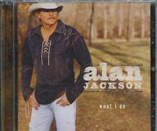 ALAN JACKSON - WHAT I DO - CD