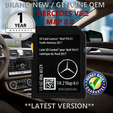 Mercedes Benz Navigation SD Card A2189062003 Garmin Pilot GPS 2018-19 - 10% OFF