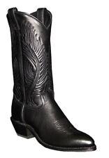 Abilene 9050 Womens Black Leather Western Boots