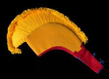Coiffe jaune de moine tibetain Gelug  ceremonie rituel bouddhiste -Monk Hat 8663