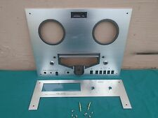 Akai Gx-267D Reel To Reel , Face Plate And Mount Hardware Used , Parts