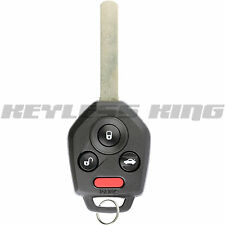 Keyless Entry Remote Car Key Fob for 2011-2014 Subaru Outback Legacy CWTWB1U811