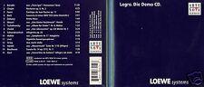 Various Artists - CD - Loewe Systems - Promo - CD von 1996 - Neuwertig !