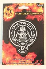 The Hunger Games District 12 Seal Patch NEW