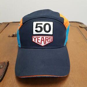 Grandprix Originals Gulf 50th Anniversary Basecap Einzelstück aus dem Showroom