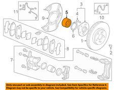 HONDA OEM Front-Wheel Bearings 44300T0G951