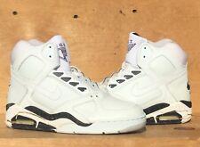 pretty nice 01797 74b0a Vintage 1990 Nike Air Flight Force WhiteBlack NOT WEARABLE Size 8 Read Ad