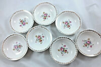 """Canonsburg Pottery China CAN24 Antique (7) Fruit/Berry Bowls - 5 1/4"""""""