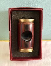 VAN CORT INSTRUMENTS The Private Eye Wooden Optical Polemoscope in BOX