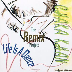 Chaka Khan - Life Is A Dance - The Remix Project - 1989 CD - 11 Tracks