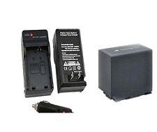Battery + Charger for Panasonic CGA-D54SE/1B CGA-D54 CGAD54