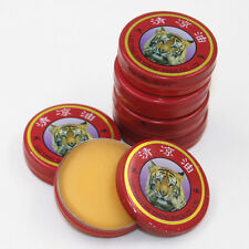 10pcs Tiger Balm Pain Relief Ointment Massage Red White Muscle Rub Aches JR15