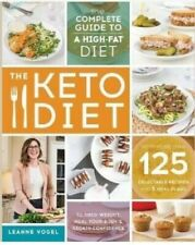 Keto Diet: The Complete Guide by Leanne Vogel  Read Description  P  D  F