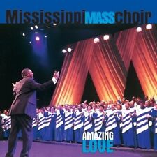 Mississippi Mass Choir - Amazing Love - New Factory Sealed CD