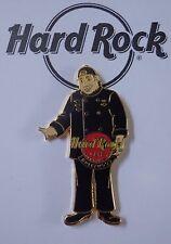 Hard Rock Cafe Pin Pindemonium 2001 Hollywood Chef Schwarz Uniform Le 750