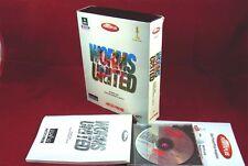 PC DOS: Worms United von Powerplus - Microprose 1996