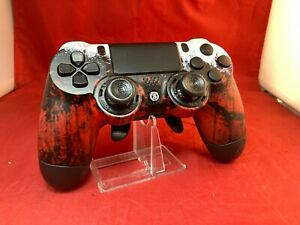 Scuf Gaming Infinity4PS PRO Playstation 4 PS4 Controller Carnage Shell