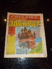 JACKPOT Comic - No 93 - Date 28/02/1981 - UK PAPER COMIC