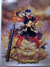 Masamune Shirow: Man and Beast póster (France)
