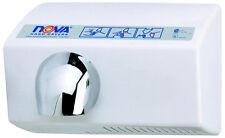 NOVA 5 (Model 0212) by WORLD Automatic Hand Dryer (120V); Replaces Mod 0210