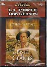 """DVD   """"LA PISTE DES GEANTS""""  John Wayne      NEUF / BLISTER"""