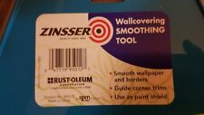 Box of 6 RUST-OLEUM Wallcovering Smoothing Tools 95012 Zinsser smoothing tool