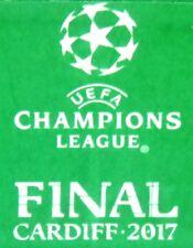"2017 Champions League Final ""Silk"" Style Heineken Scarf - Scarves & Memorabilia"