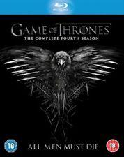 Game of Thrones Season 4 DVDs & Blu-rays